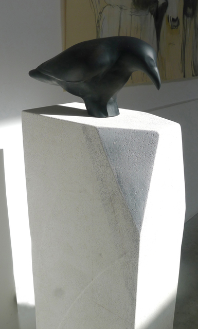 , 'Raven on New Stone,' , Gail Severn Gallery
