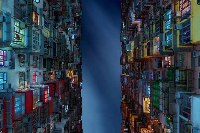 , 'Subdivision I - Stacked Hong Kong,' 2018, ARTITLEDcontemporary