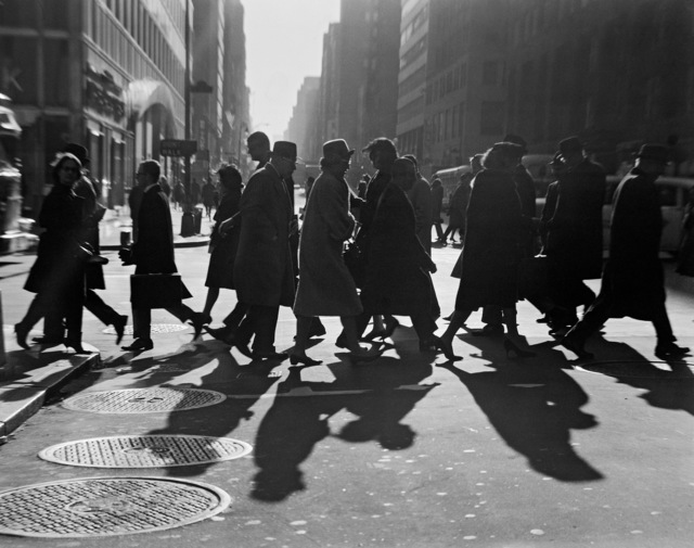 , '42nd Street, New York ,' 1962, Danziger Gallery