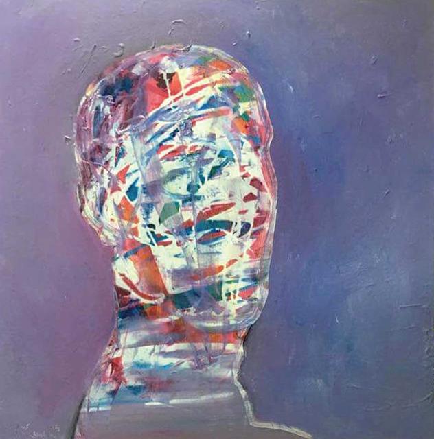 , 'Self portrait 3,' 2015, Art On 56th