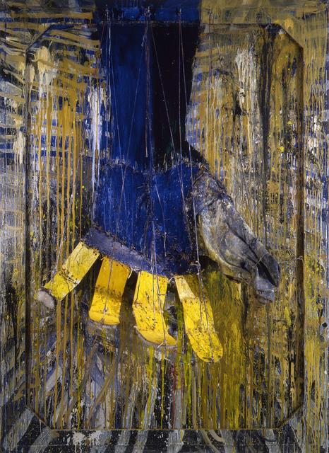 , 'Hand,' 1995, George Lawson Gallery