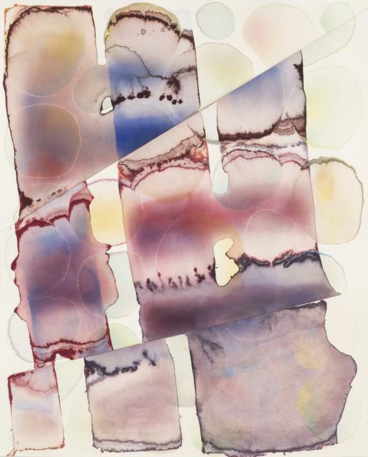 Barbara Nicholls, 'Slip Fault No. 8', 2018, JGM Gallery