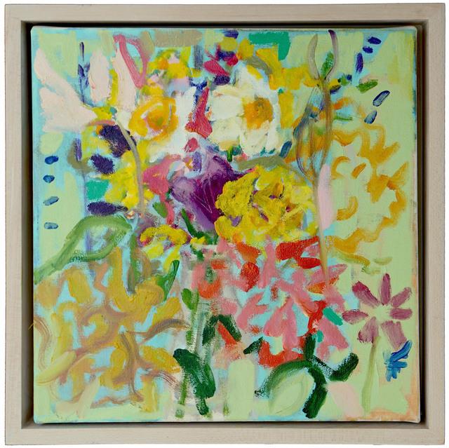 Margaret Tsirantonakis, 'Summer Flowers', 2018, Prince Street Gallery