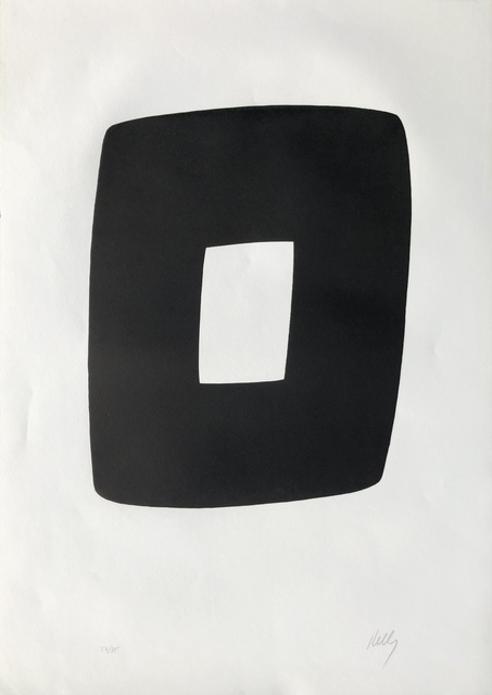 , 'Black and White,' 1964, Denis Bloch Fine Art