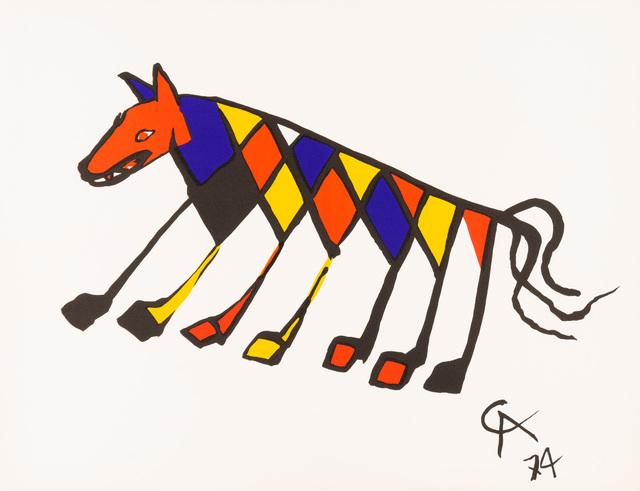 Alexander Calder, 'Beastie', 1974, Christopher-Clark Fine Art