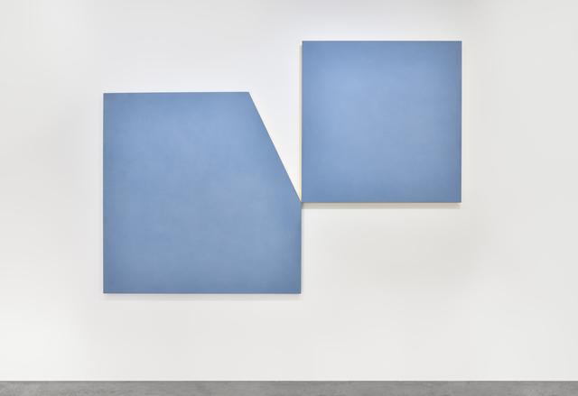 , 'Il cielo entra in me come se io fossi trasparente,' 1997, Marian Goodman Gallery