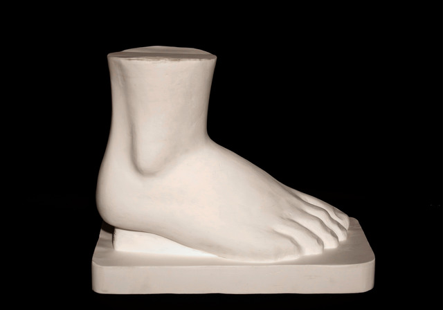 , 'Foot,' 2013, Klein Sun Gallery