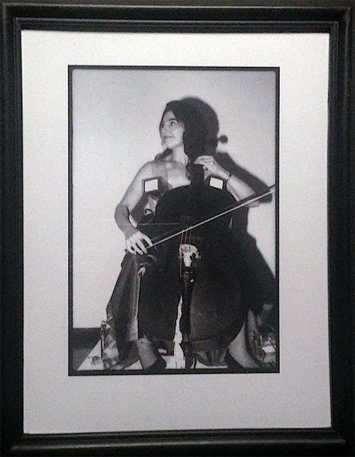 , 'Charlotte Moormon, TV Bra & Cello, Whitney Museum,' 1982, IFAC Arts