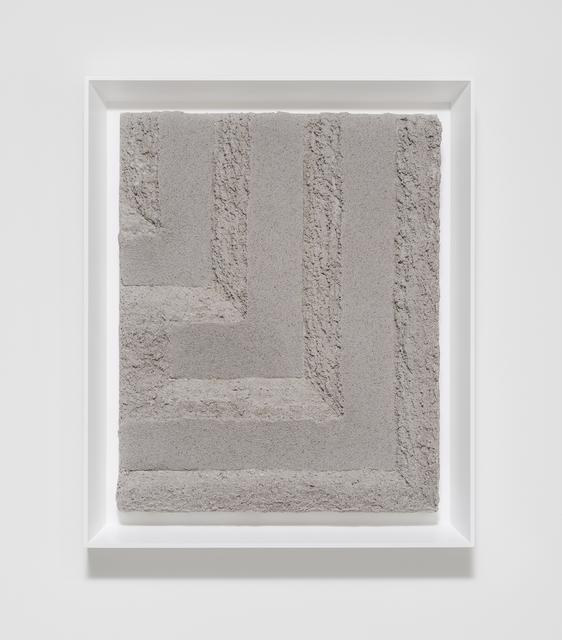 , 'Plateaus,' 2018, Gallery Baton