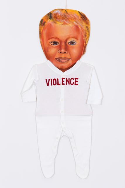 , 'Violence,' 2008, Stevenson