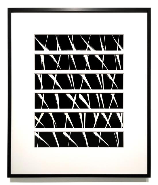 Ray K. Metzker, 'Striptease #56 - 51 (New York)', 1966, Laurence Miller Gallery