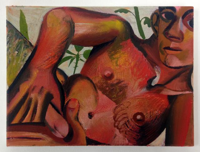 , 'Terracotta figure,' 2017, Andréhn-Schiptjenko