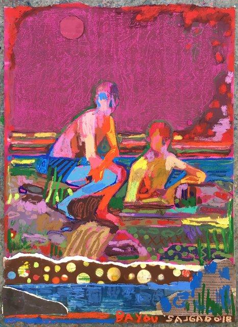 , 'Summer of Love II,' 2018, Galerie Kornfeld