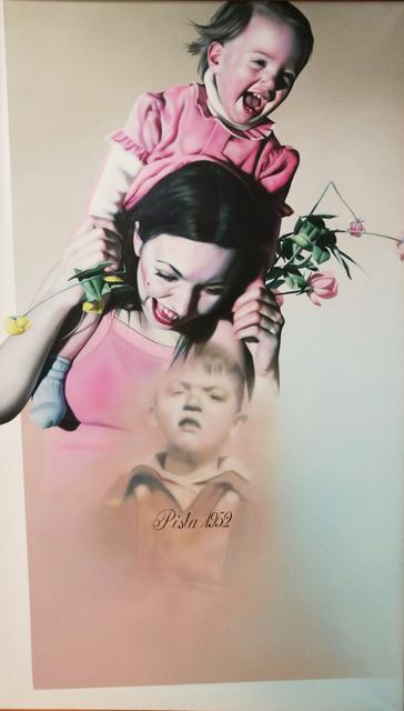 , 'Pista,' 1976, Galerie du Griffon