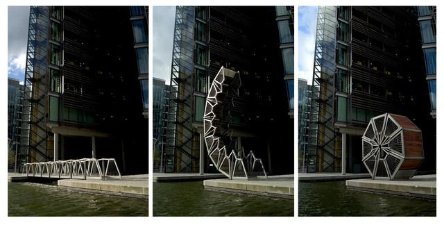 , 'Rolling Bridge, London,' 2002-2004, Hammer Museum