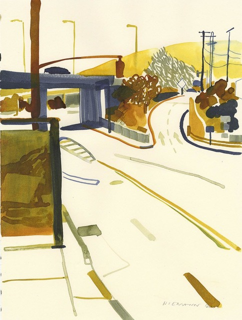 , 'Bus Stop, 2017,' 2017, ZieherSmith