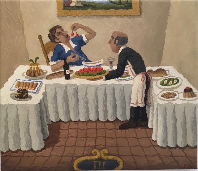 , 'III Gluttony ,' 2017, Long & Ryle