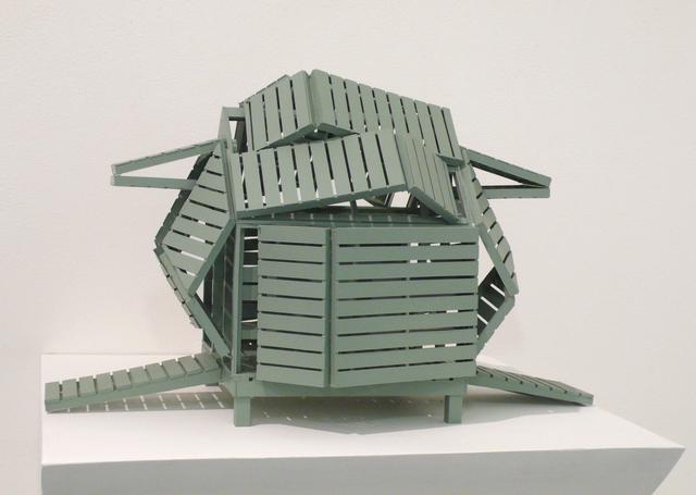 Michael Jantzen, 'M-velope (Maquette)', 2014, Bruno David Gallery