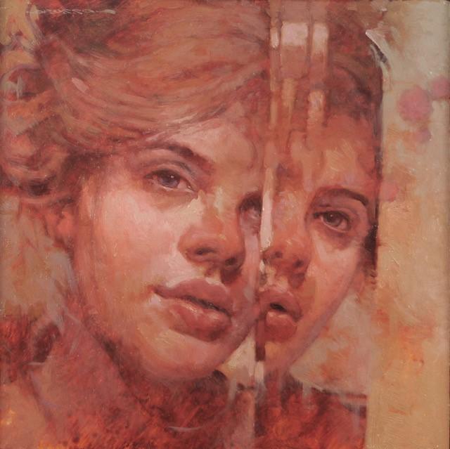 ", '""Broken Mirror"" ,' 2017, Bonner David Galleries"