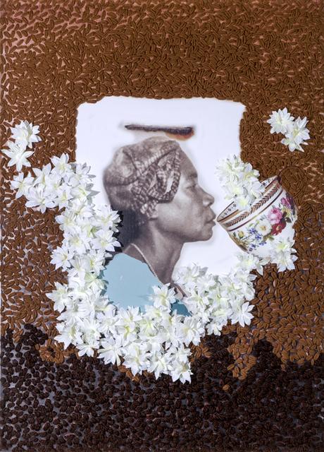 , 'Feeding my ancestor - Coffee,' 2018, Voice Gallery