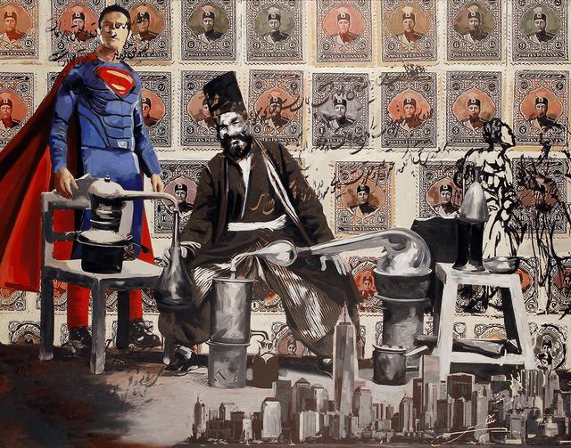 Mehdi Sarookhani, 'Untitled ', 2017, CAMA Gallery