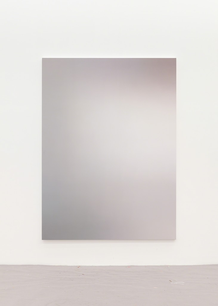 PIETER VERMEERSCH Untitled (A-series), 2018 Oil on canvas 250 × 185 cm / 98 7/16 × 72 13/16 in Courtesy the artist & Perrotin