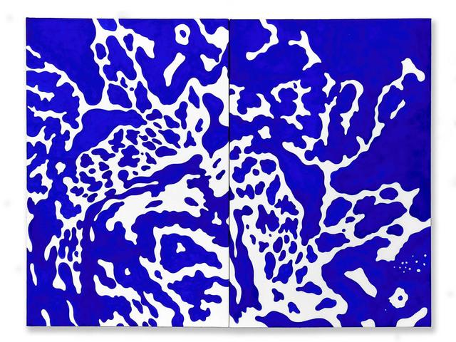 , 'Wastewater Painting,' 2019, GALLERY SU: