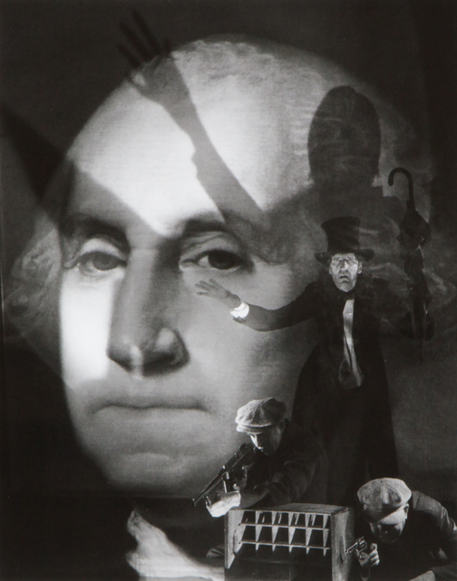 ", 'Improvisation: ""George Washington"",' 1925/1982, Heather James Fine Art"