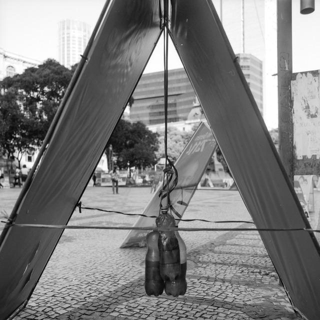 Pedro Victor Brandão, 'Sem título #2 - da série Campanha em Contrapeso [Untitled #2 - Campaign in Balance]', 2012 , Portas Vilaseca Galeria