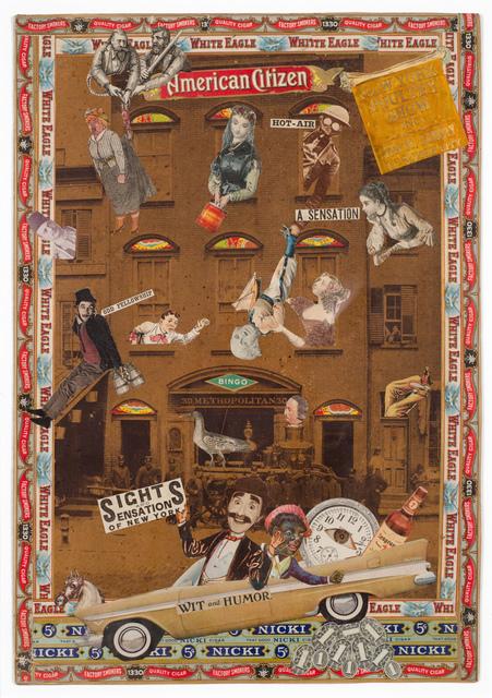 , 'New York Poultry Show,' ca. 1920–1950, Fleisher/Ollman