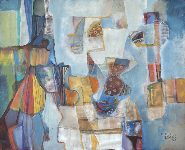 Roberto Burle Marx, 'Untitled', 1987, Galeria Frente