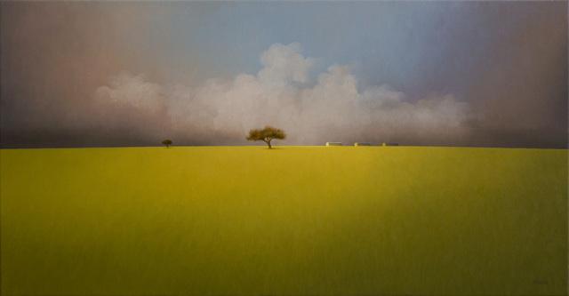 , 'Nubes en el Horizonte,' 2016, CK Contemporary