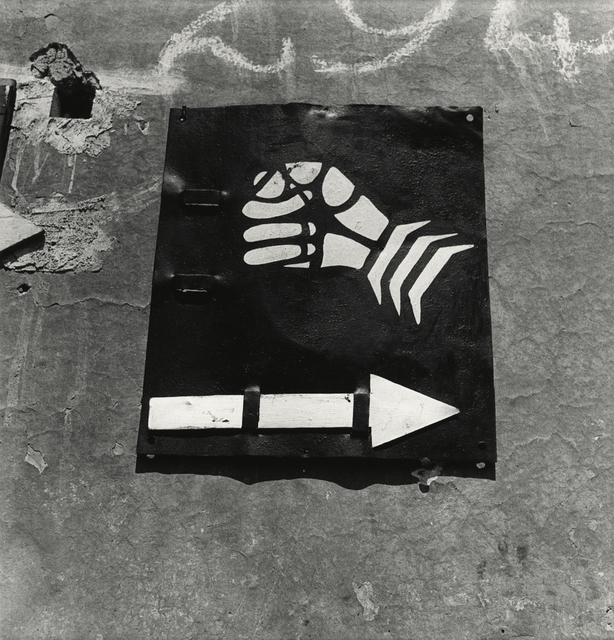 , 'Mailed Fist,' Austria-1945, Pace/MacGill Gallery