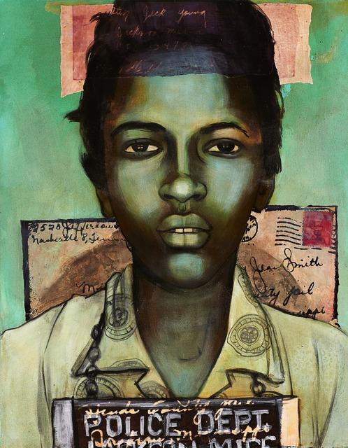 , 'Marie Jean Smith, Freedom Rider, Arrested in 1961,' 2012, RJD Gallery