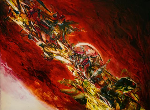 , 'Blast,' 2017, Ian Tan Gallery
