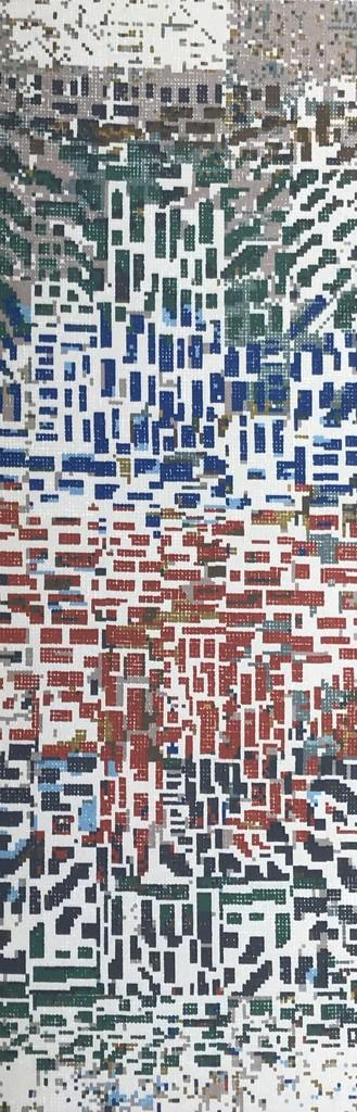 Yu Youhan | New Life; Mosaic 1987 No.4 | 2018
