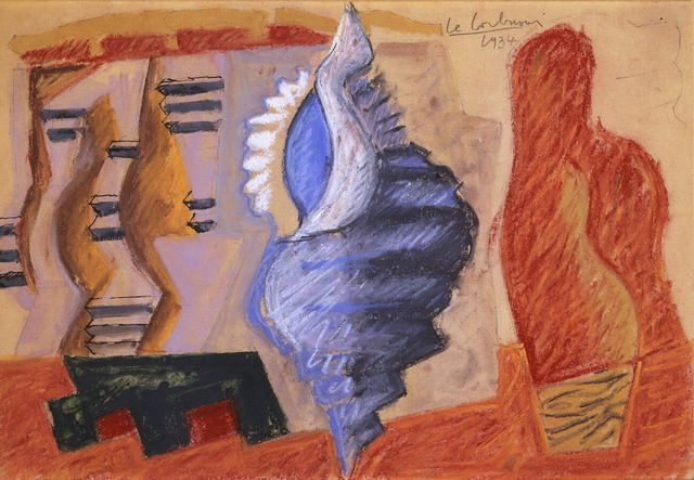 , 'Bark and Shell,' 1934, Galerie Zlotowski