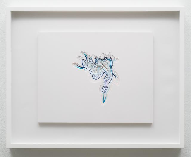 Noriko Ambe, 'A Shape of Layering', 2018, Lora Reynolds Gallery