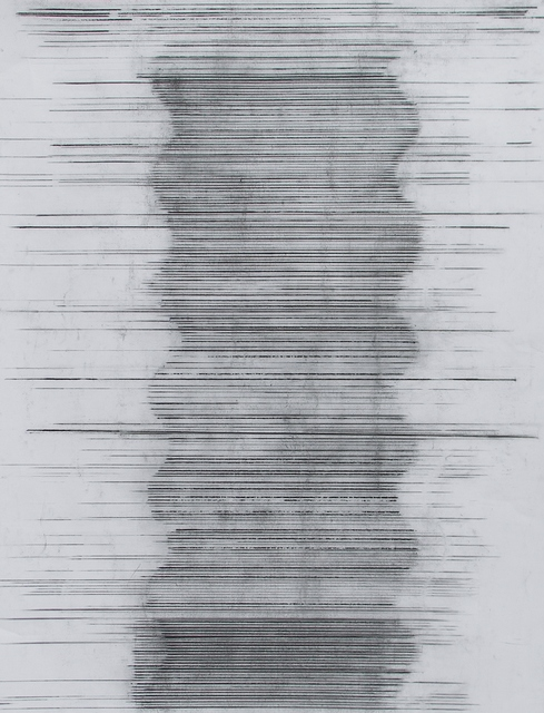 , 'Touch 3,' 2015, The Drawing Works