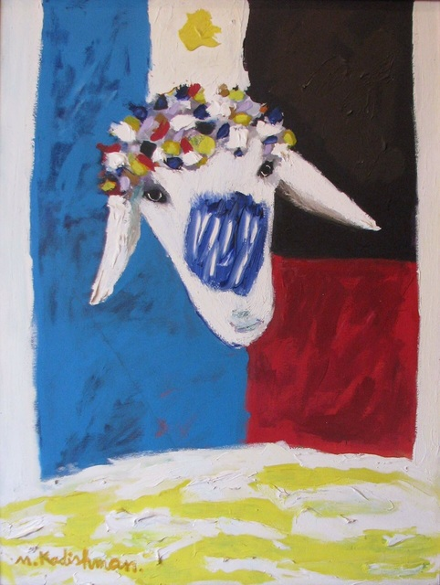 , 'Simbolik Sheep,' 1992, Dan Gallery