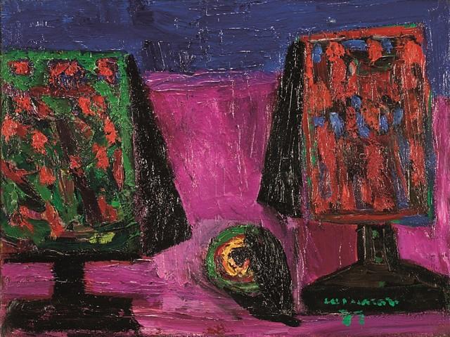 Bruno Cassinari, 'Composizione', 1977, Finarte