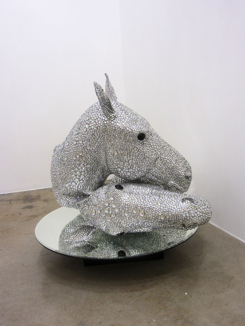 , 'Wild Horses,' 2012, Bruno David Gallery & Bruno David Projects