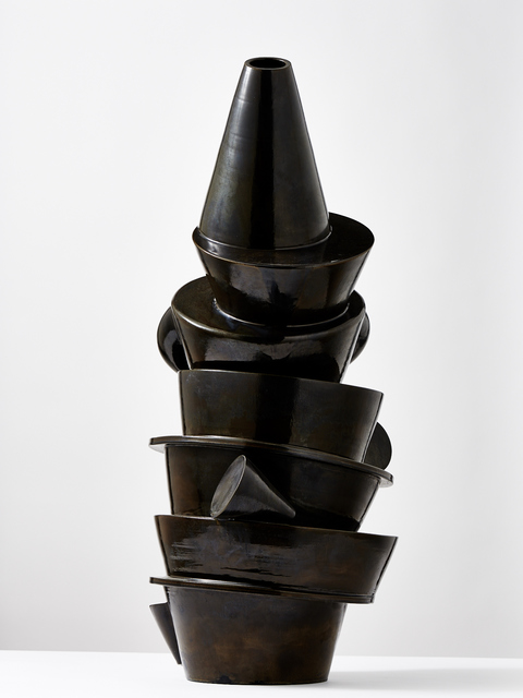 , 'Monumental Black Standing Object,' 2013, Jason Jacques Gallery