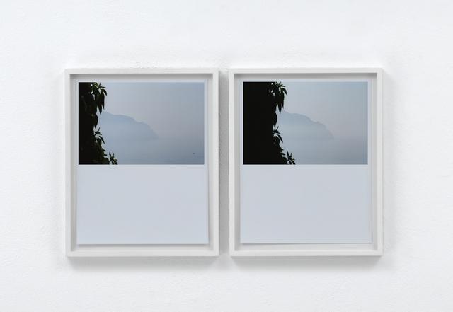 , 'Tales (Portofino, Italy, August 2015) I,' 2016, Sies + Höke