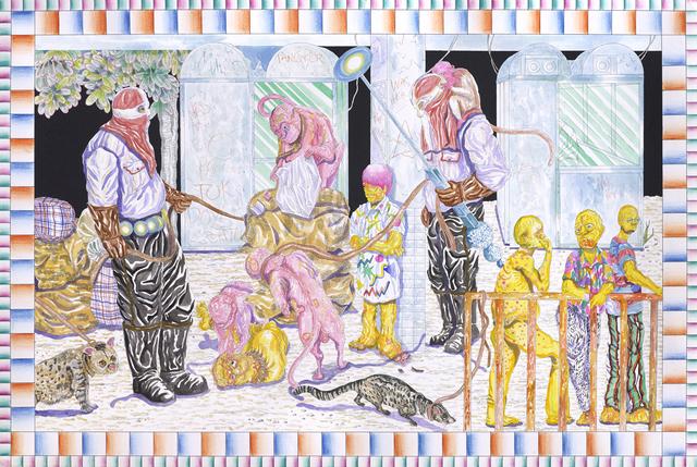 , 'Traditionally Southern Cut,' 2017, Richard Koh Fine Art
