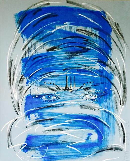 , 'Sharmila Blue,' 2010, AB43 CONTEMPORARY