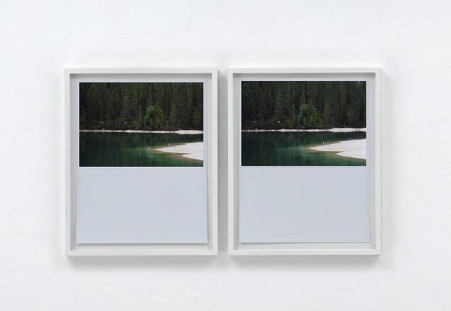 , 'Tales 48 (Lago di Braies, Italy, May 2012),' 2013, Sies + Höke