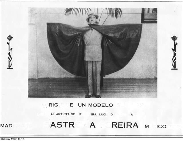 , 'Rig e un modelo...,' 2012, Galeria Enrique Guerrero