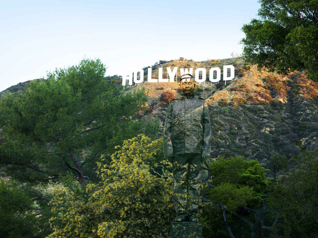 , 'Hiding in California No. 2 — Hollywood,' 2013, Jackson Fine Art