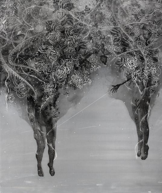 , 'Géoflore,' 2017, Galerie LeRoyer